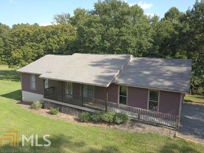 Statham Single Family Home For Sale: 558 McCarty Rd