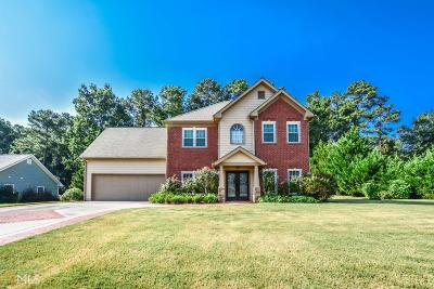 Rockdale County Single Family Home Under Contract: 367 Nantucket Way