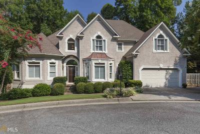 Smyrna Single Family Home For Sale: 2263 Vinings Cv