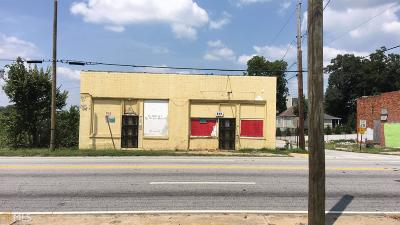 Atlanta Commercial For Sale: 829 Donald Lee