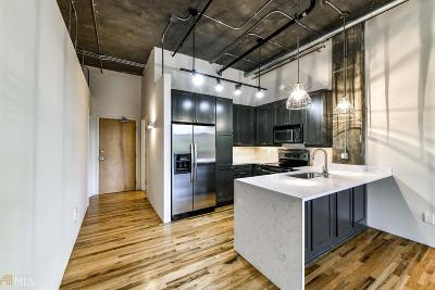 Buckhead Village Lofts Condo/Townhouse For Sale: 3235 Roswell Rd #621