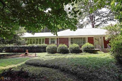 Decatur Single Family Home For Sale: 406 Scott Blvd