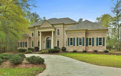 Peachtree City Single Family Home For Sale: 503 Creekside Way