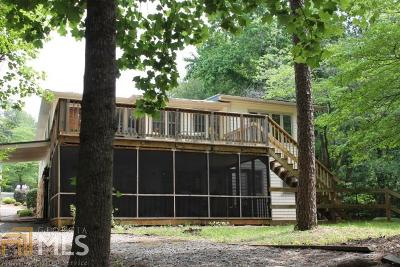 Franklin County Single Family Home For Sale: 450 Riverbend Rd