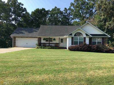 Clarkesville Single Family Home Under Contract: 566 Applewood Ct