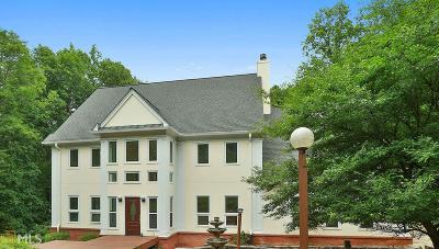 Peachtree City Single Family Home For Sale: 305 Whitcomb Hill