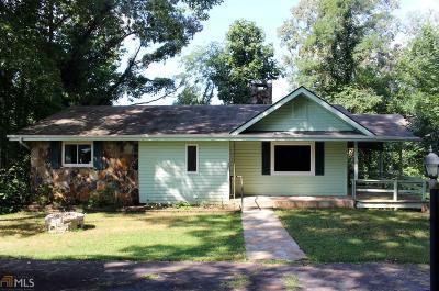 Rabun County Single Family Home Under Contract: 389 Payne Hill #9