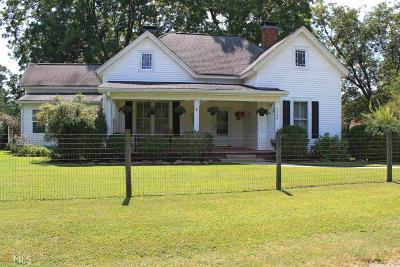 Monroe Single Family Home Under Contract: 2530 Dewey Hogan Rd