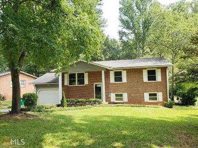 Tucker Single Family Home Under Contract: 3626 Bishop Dr