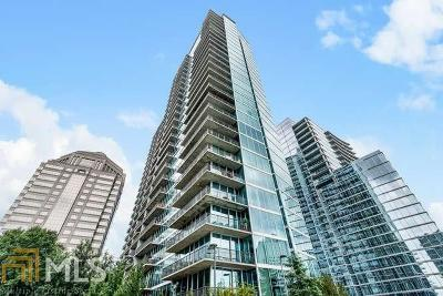 1010 Midtown Condo/Townhouse For Sale: 1080 Peachtree St #3410