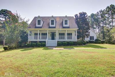 Rockdale County Single Family Home For Sale: 1400 McWilliams Rd