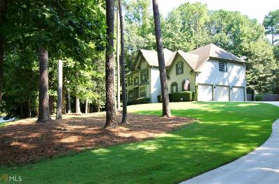 Fayetteville GA Single Family Home For Sale: $524,900