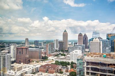 Viewpoint Condo/Townhouse Under Contract: 855 NE Peachtree St #3312