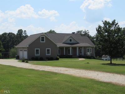 Banks County Farm For Sale: 407 Link Rd