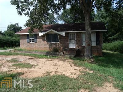 Elbert County, Franklin County, Hart County Single Family Home For Sale: 395 Winn St