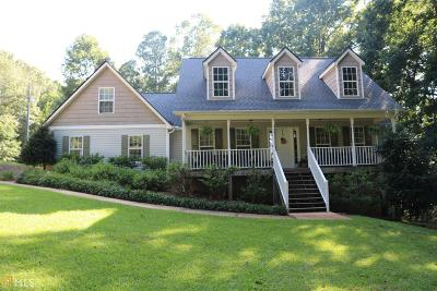 Butts County Single Family Home For Sale: 184 Evans Rd
