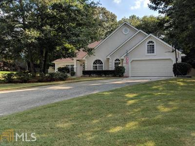 Snellville Single Family Home Under Contract: 1683 Stonegate Way
