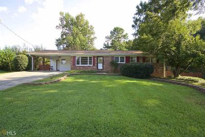 Fayetteville Single Family Home Under Contract: 595 Janice Dr