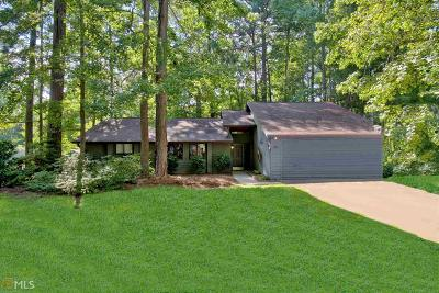 Peachtree City Single Family Home Under Contract: 401 Journeys End