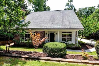 Historic Marietta Single Family Home For Sale: 278 Chicopee Dr