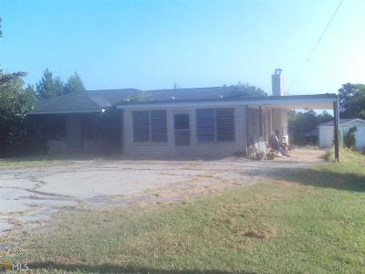 Elbert County, Franklin County, Hart County Single Family Home For Sale: 1820 NE Highway 79