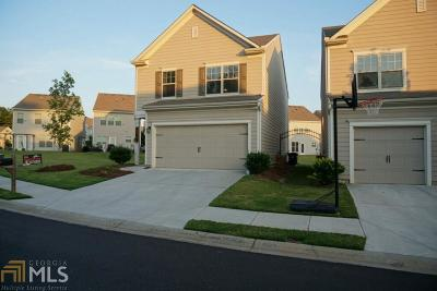 Dawsonville Single Family Home Under Contract: 293 Highland Pointe Cir W
