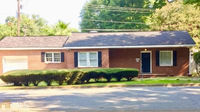 Columbus Single Family Home For Sale: 3435 Cherokee