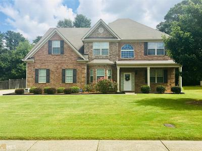 Snellville Single Family Home Under Contract: 4030 Megan Carly Way