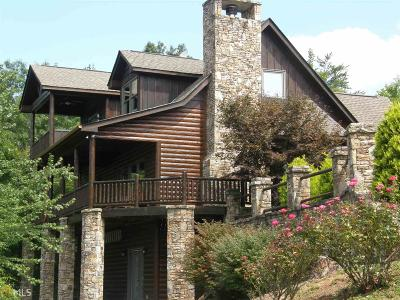 Hiawassee Single Family Home Under Contract: 2365 Haven Heights Rd