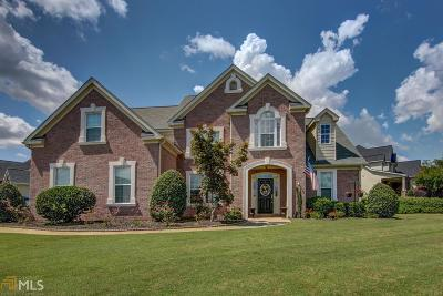 Covington Single Family Home Under Contract: 7112 Golfside