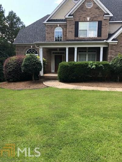 Rockdale County Single Family Home For Sale: 3808 Gold Leaf