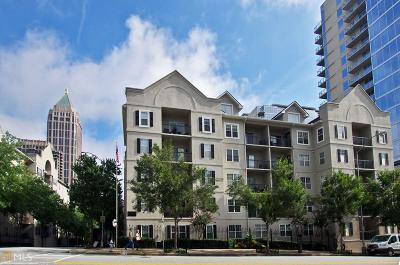 Peachtree Walk Condo/Townhouse Under Contract: 1075 Peachtree Walk #A521