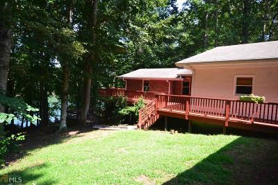 Lavonia Single Family Home For Sale: 381 Riverbend Rd