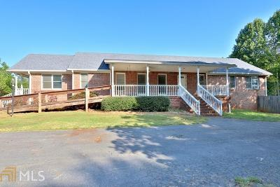 Buford  Single Family Home For Sale: 3296 Shoreland Dr