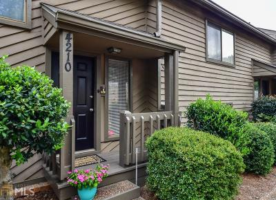 Brookhaven Condo/Townhouse Under Contract: 4210 D Youville Trce