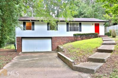 Lilburn Single Family Home For Sale: 4586 Town Crier Rd