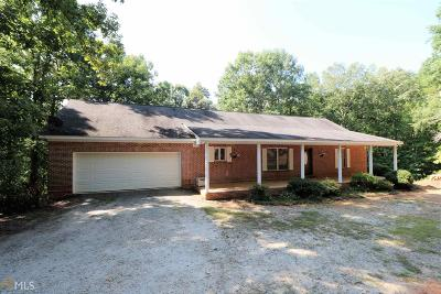 Dawsonville Single Family Home For Sale: 1190 Mill Creek
