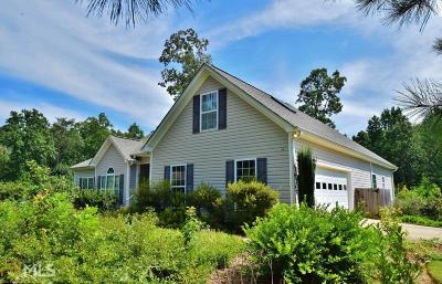 Dawsonville Single Family Home For Sale: 19 Oak Creek Way