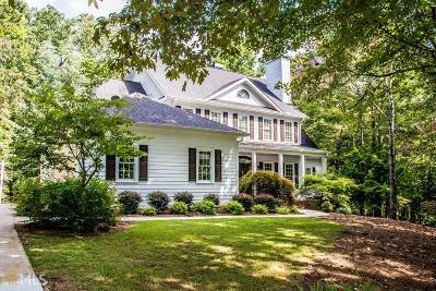 Clarkesville Single Family Home For Sale: 720 Plum Ln