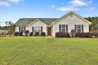 Senoia Single Family Home Under Contract: 20 Peeks Crossing Way
