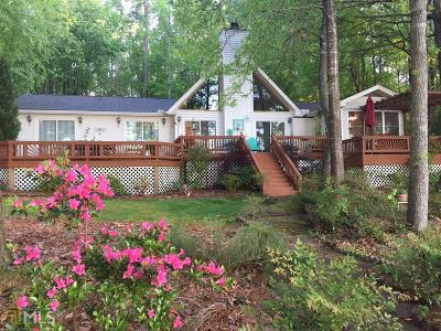 Buckhead Single Family Home For Sale: 1611 Morgan Dr