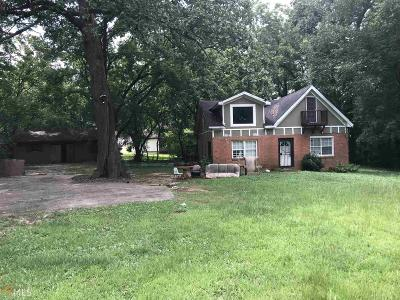 Fulton County Multi Family Home For Sale: 857 McWilliams Rd