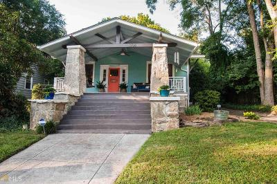 Ormewood Park Single Family Home Under Contract: 1104 E Confederate Ave