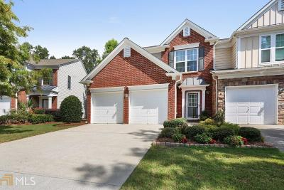 Roswell Condo/Townhouse For Sale: 1452 Bellsmith Dr