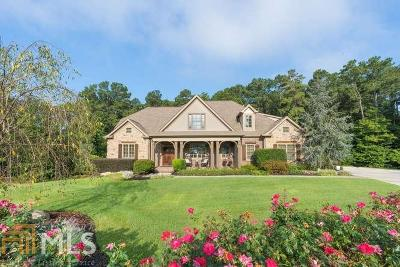 Kennesaw Single Family Home For Sale: 4060 Abbey Oaks Ln