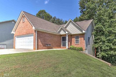 Demorest Single Family Home For Sale: 254 Legacy Dr