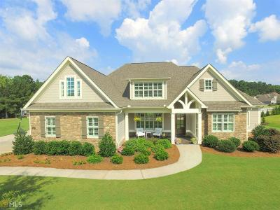 Peachtree City Single Family Home For Sale: 208 Gates Entry