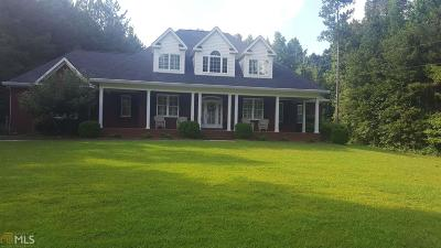 Monroe County Single Family Home Under Contract: 607 Jenkins Rd #2A