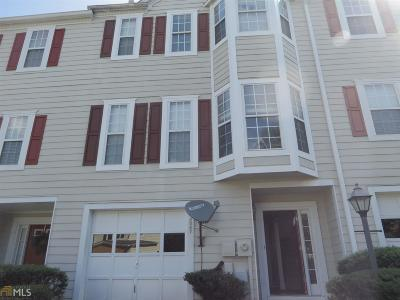 Norcross Condo/Townhouse Under Contract: 2067 Pinnacle Pt