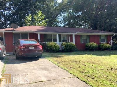 Smyrna Single Family Home For Sale: 470 Pretty View Ln